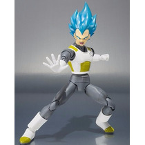 Tamashii Nations Sh Figuarts Vegeta Ss God Figura Duel Zone