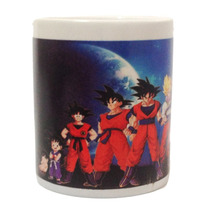 Taza Mágica Goku Dragon Ball Z Mod. 5