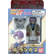 Super Battle Collection #29: Trunks & Gill By Bandai