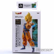 Dragon Ball Z Super Hq Dx Figure Son Goku Scultures