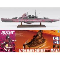 Arpeggio Of Blue Steel: Heavy Cruiser Maya