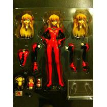 Evangelion! Asuka Langley Figura! Envío Gratis!! Mmu
