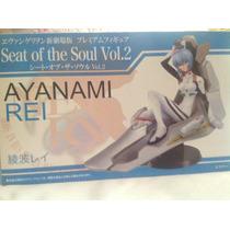Figura Pvc Rei Ayanami