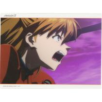 Postal Plastica D Azuka Langley De Evangelion Bandai Y2259 3