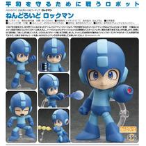 Megaman - Rockman - Nendoroid #556 - Gsc