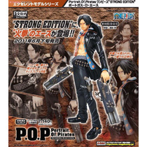 Portrait.of.pirates One Piece Strong Edition Portgas D Ace