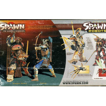2 Pack Spawn Samurai