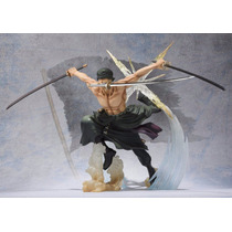 Bandai Roronoa Zoro Battle Version Rengoku Onigiri One Piece