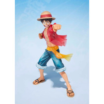One Piece Monkey D. Luffy Figuarts Zero Figura Nueva