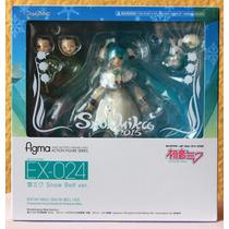Figma Snow Miku Hatsune 2015 Figura Original ¡en Stock!