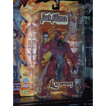 Dark Alliance Serie Ii Lucifer Increible Figura Nueva