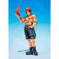 Figuarts Zero Portgas.d.ace -edición 5to One Piece Duel Zone