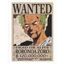 Sticker Roronoa Zoro One Piece Y001 21 Envio Gratis Correos