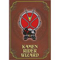 Genial Libreta De Kamen Raider Wizard Y1356 2