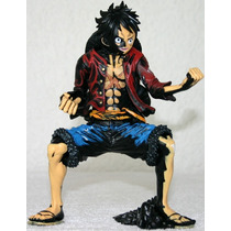 Monkey D Luffiy Figura Coleccionable Del Anime One Piece