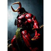 Dark Alliance Serie Ii Lucifer Increible Figura Nueva