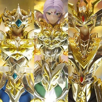 Myth Cloth Ex, Soul Of Gold, Mu, Aiolia, Shaka, Jp
