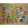 21 Mini Figuras De Moose Miden 4 Cms