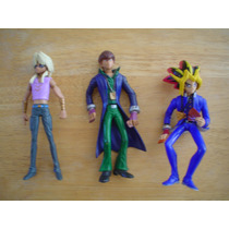 3 Figuras De Kazuki Takahasi 1996 Miden 14 Cms