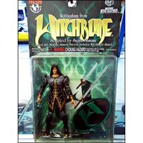 Witchblade Ian Nottingham,nuevo,figura 15 Cm,golden Edition