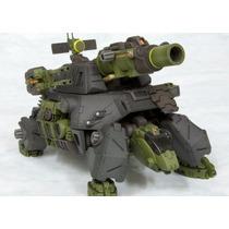 Zoids - Cannon Tortoise (ya Esta En Mexico)