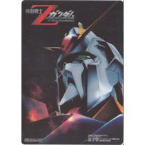 Miniposter Plastico D Mobile Suit Zeta Gundam Y562 11