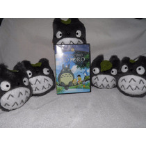 Peluche De Mi Vecino Totoro, 14 Cm Aprox. Artesanal