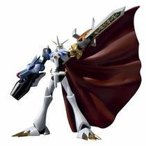 Bandai D-arts Omegamon Digimon Figura Coleciconable