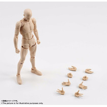 Sh Figuarts Man Set Naranja Figura Duel Zone