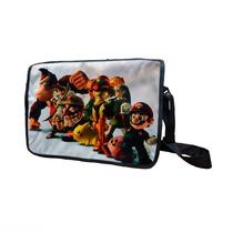 Super Smash Bros Mochila Portafolio Escolar