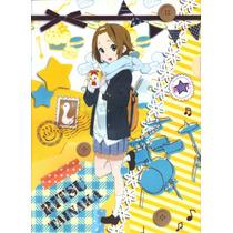 Folder Plastico De Ritsu Tainaka De K-on! Lawson Y2322 2