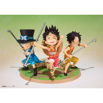 Figuarts Zero One Piece Promise Of Sworn Brothers Duel Zone
