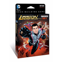 Legion Superheroes Crossover Pack 3 Juego De Cartas