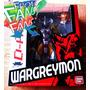 En Mano / Digimon D-arts Wargreymon Bandai Dam Tamashii