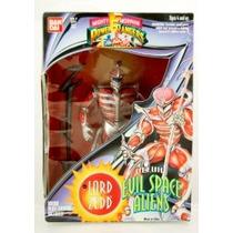 Mighty Morphin Power Rangers - 1994 - Deluxe Evil Space Alie