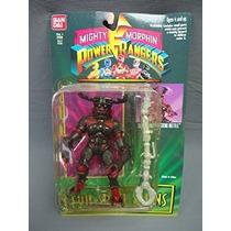 Figura Mighty Morphin Power Rangers Evil Space Aliens Rebana