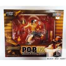 Port Gas D. Ace Pop Dx One Piece Anime Black Box Mart