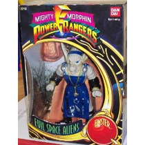 Mighty Morphin Power Rangers Evil Space Aliens - Finster