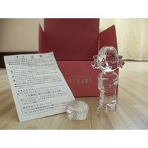 Japon Peko Chan Poko Crystal Doll Anime Cristal Figura
