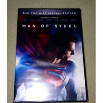 Dvd Superman Man Of Steel