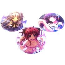Geniales Botones De Metal De Manga Anime Japones Y264 3