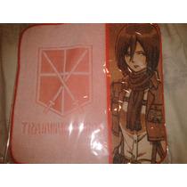 Attack On Titan/toalla De Mano De Mikasa