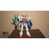 Bandai Wing Gundam Sheng Long Mobile Suit In Action
