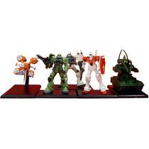 Coleccion De Minifiguras De Mobile Suit Gundam Bandai Msg 05