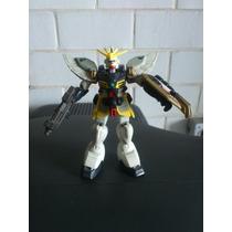 Bandai Wing Gundam Sandrock Mobile Suit In Action