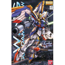 1/100 Mg Ban-dai Xxxg-01w Wing Gundam Mobile Suit Ew Ver.