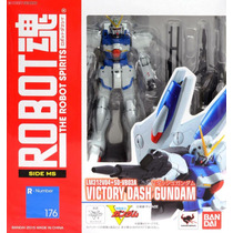 The Robot Spirits Side Ms Victory Dash Gundam
