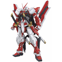Bandai Hobby Mg Gundam Kai Model Kit Astray Red Frame Figura