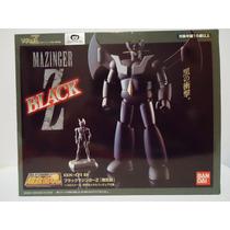 Mazinger Z Black Gx-01b Soul Of Chogoking Bandai Nuevo