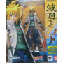 Figura De Minato De La Serie Anime Naruto Marca Figuarts